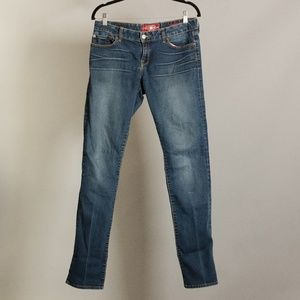[Lucky Brand] Lola straight leg jeans